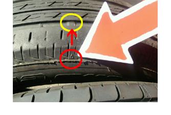 タイヤの変え時は?すり減り方はどう見るの?